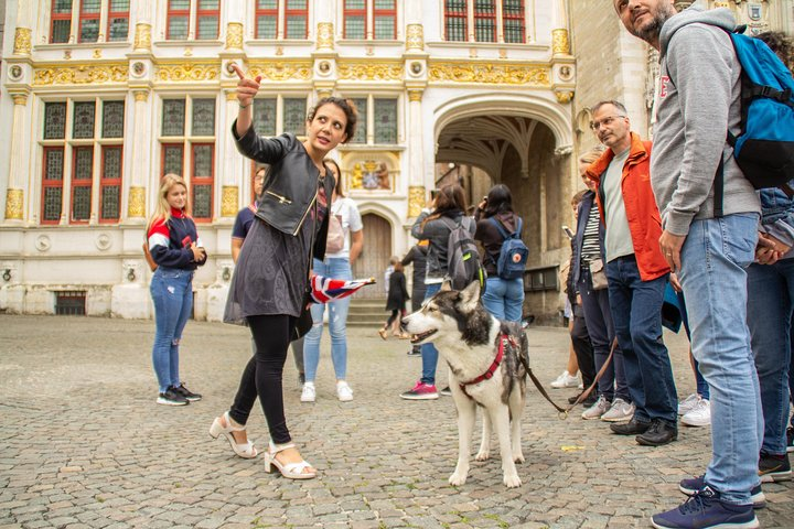 Bruges History & Heritage Walking Tour with Perfect Introduction, Brujas, BELGICA