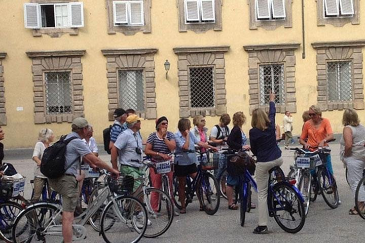 Lucca by Bike, Lucca, ITALIA