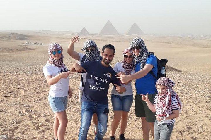 Short Layover Tour to Giza Pyramids and Sphinx, Guiza, EGIPTO
