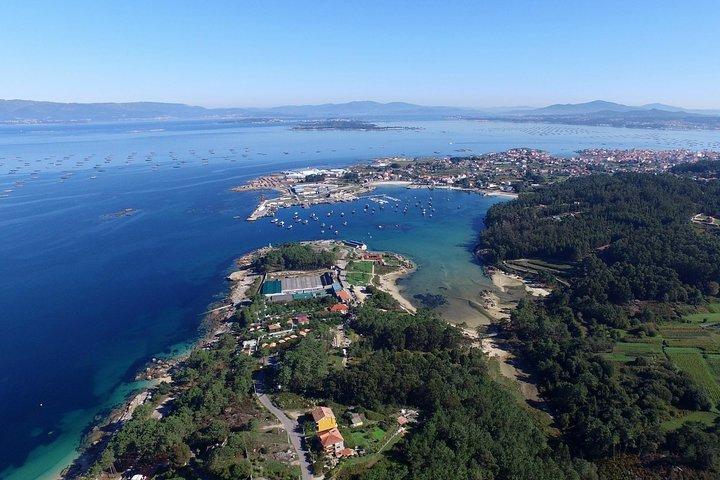 Excursion a Rias Baixas (Barco con mejillones y vino), Vigo, ESPAÑA