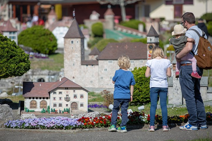 Skip the Line: Entrance Ticket to Swissminiatur in Melide, Lugano, SUIZA