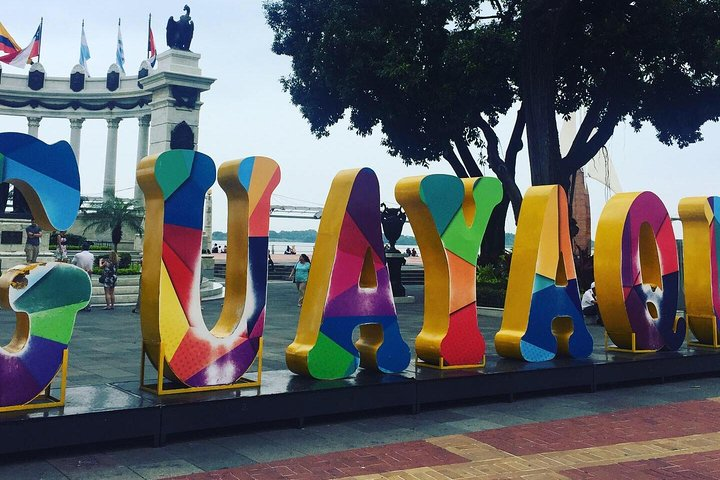 Guayaquil City Sightseeing Half Day Tour, Guayaquil, ECUADOR