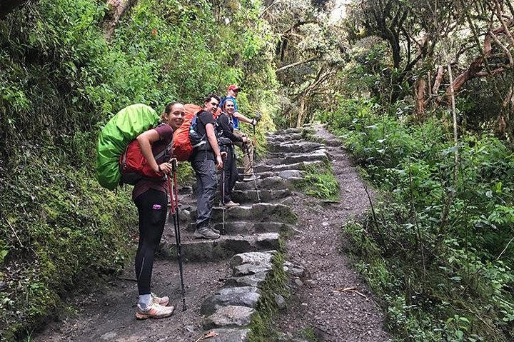 4-Day Trek to Machu Picchu Through the Inca Trail, Cusco, PERU