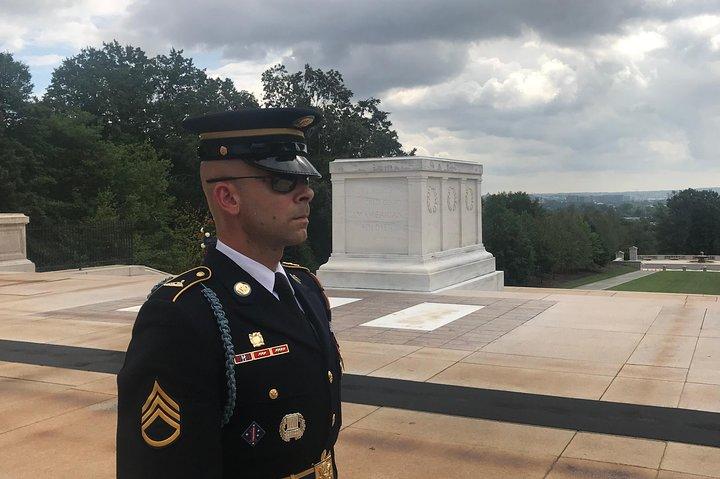 Arlington Cemetery Private Tour, Washington DC, ESTADOS UNIDOS