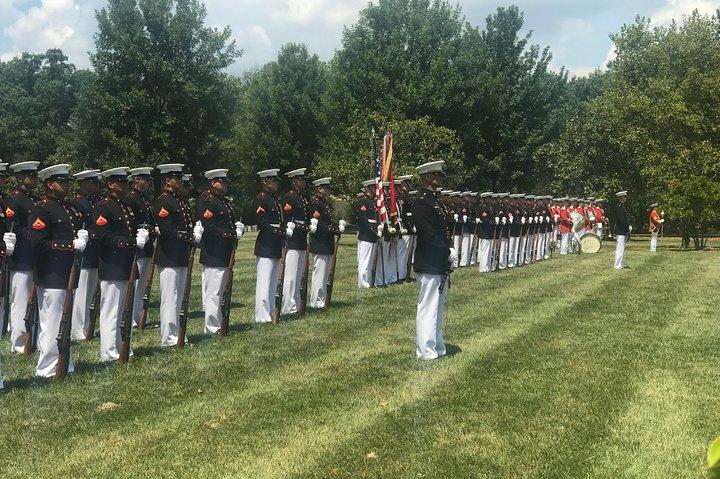 Recorrido privado personalizado de Washington DC con veteranos de EE. UU., Washington DC, ESTADOS UNIDOS