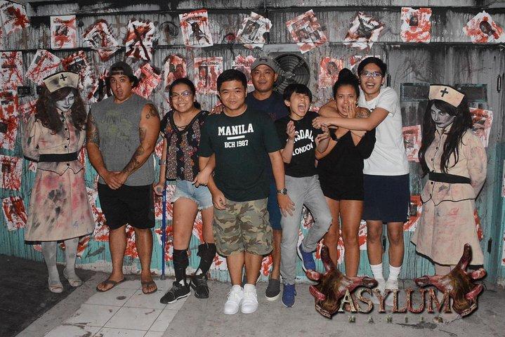 Asylum Manila - Haunted Attraction, Manila, FILIPINAS