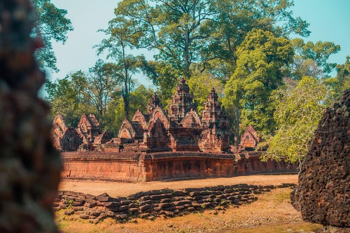 Angkor Heritage 2 Days Private Tours, Siem Reap, CAMBOYA