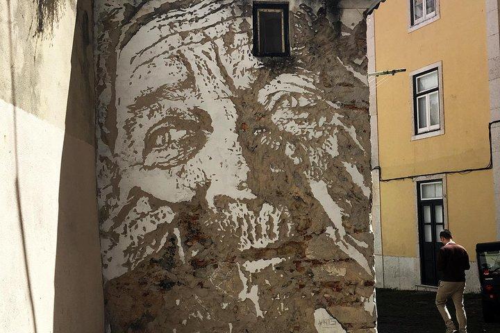 Recorrido sobre el arte callejero en Lisboa, Lisboa, PORTUGAL