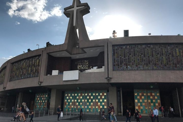 Teotihuacan, Shrine of Guadalupe & Tlatelolco All-Inclusive Tour, Ciudad de Mexico, MEXICO