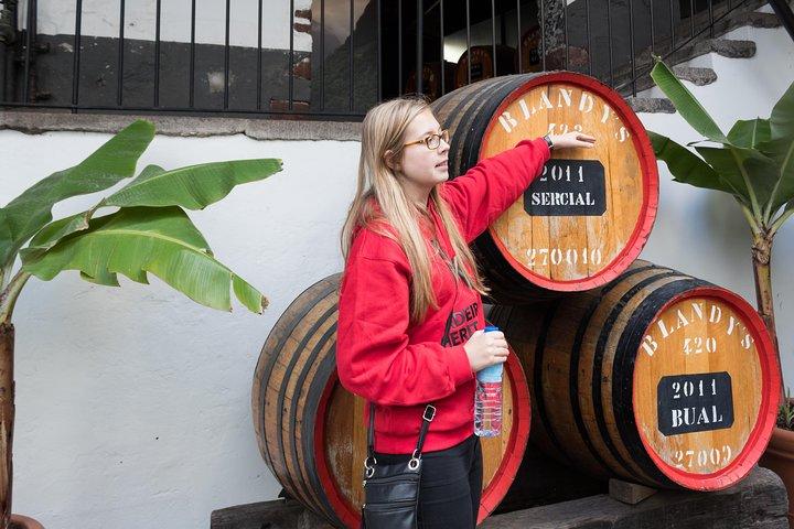 Wine and Sugar Walking Tour, ,