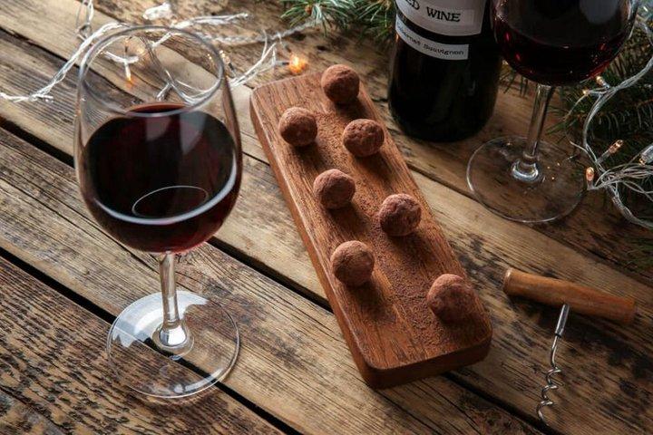 Altisimo Taste the Rare Chocolate & Wine Pairing, Cuenca, ECUADOR