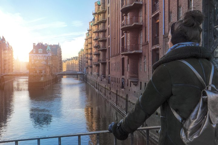 Hamburg Half Day Walking Tour with a Local: 100% Personalized & Private ★★★★★, Hamburg, GERMANY