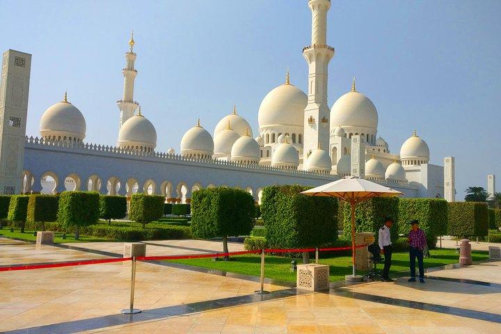 Private Abu Dhabi City Tour, Ajman, United Arab Emirates