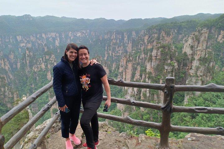 Full-Day Zhangjiajie National Forest Park Tour: Tianzi Mountain and Yuanjiajie, Zhangjiajie, CHINA