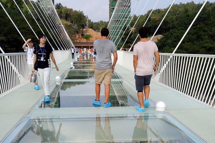 One-Day Zhangjiajie Private Tour: Grand Canyon Glass Bridge & Baofeng Lake, Zhangjiajie, CHINA