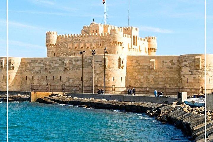Alexandria 4 days tour, Alejandria, Egito