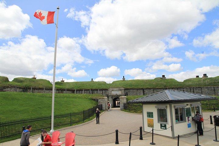 Halifax Harbour Hopper Tour, Halifax, CANADA