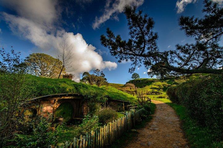 Tauranga Shore Excursion: Hobbiton Movie Set Tour, Tauranga, NOVA ZELÂNDIA