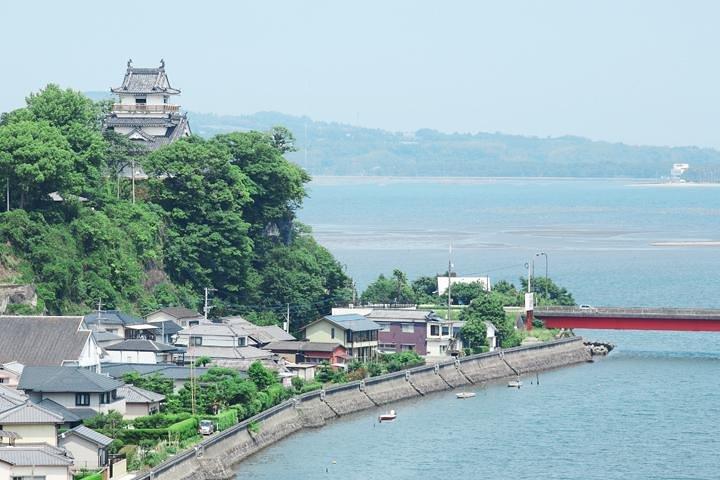 Travel around the Kitsuki castle town with English tour guide!, Oita, JAPAN