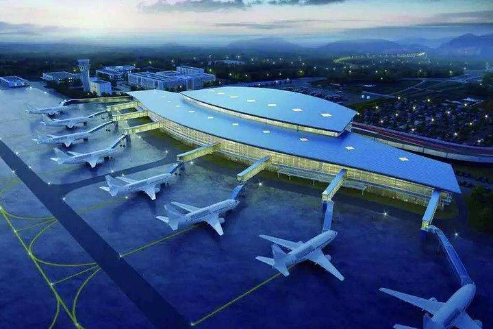 Private Yinchuan Hedong Airport Departure Transfer from City Hotels, Yinchuan, CHINA
