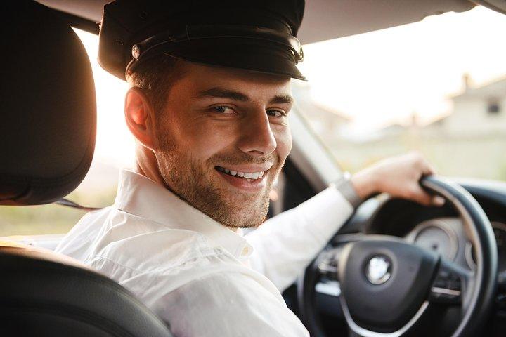 Transfer in private vehicle from Washington City to Dulles Airport, Washington DC, ESTADOS UNIDOS