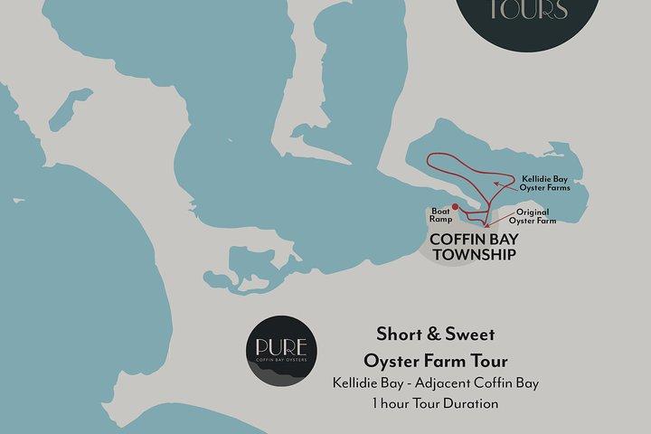 Experience Coffin Bay Short and Sweet Oyster Farm Tour, Port Lincoln, Austrália