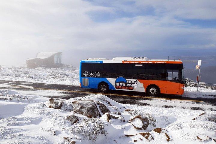 kunanyi / Mt Wellington Explorer Bus - 2 Hour Return Tour, Hobart, AUSTRALIA
