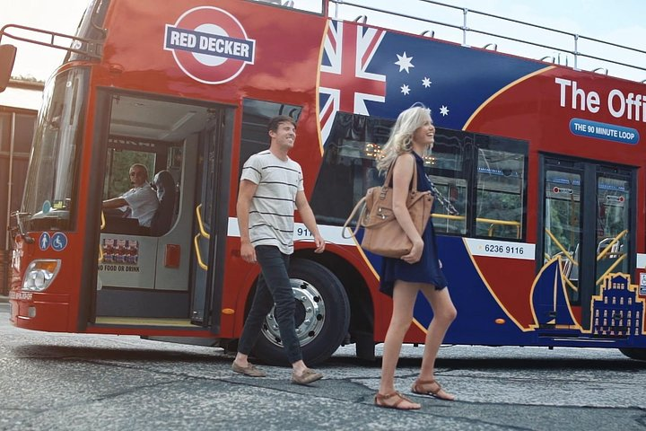 Kunanyi/Mt Wellington Tour & Hobart Hop-On Hop-Off Bus, Hobart, AUSTRALIA
