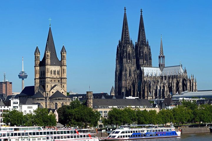 Cologne Day Trip from Frankfurt, Frankfurt, GERMANY