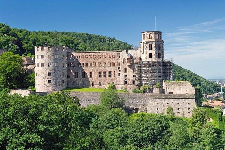 Heidelberg Half-Day Trip from Frankfurt, Frankfurt, GERMANY