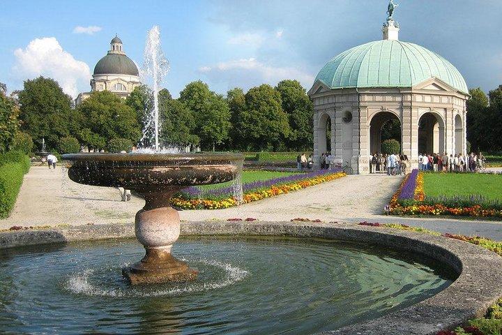 Full-Day Tour to Munich and Rothenburg From Frankfurt, Frankfurt, GERMANY