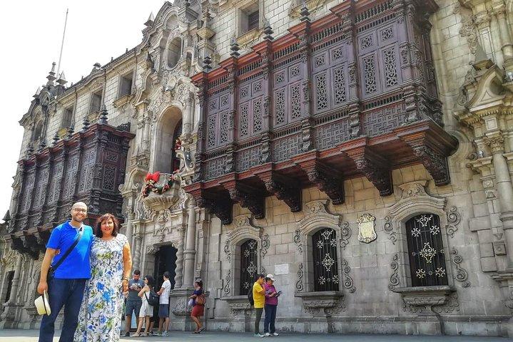 Visita privada de día completo a lo mejor de Lima, Lima, PERU