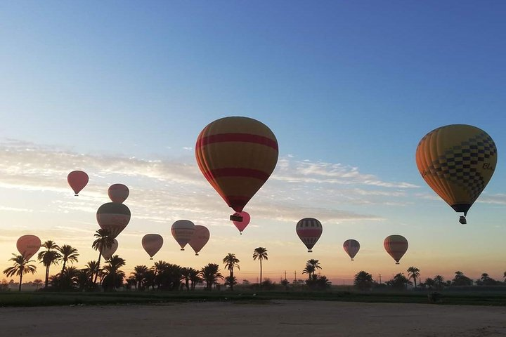 TripHot Air Balloon Ride in Luxor, Egypt - VIP, Luxor, Egito