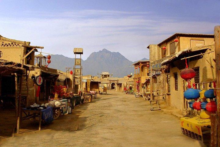 Yinchuan Day Tour: Western Xia Tombs, Rock Paintings of Helanshan, Film Studio, Yinchuan, CHINA
