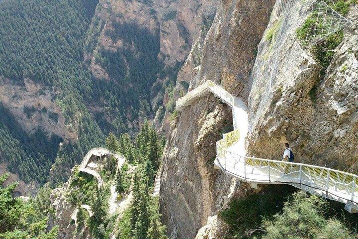 Yinchuan Private Day Trip to Helan Mountain Suyukou National Forest Park, Yinchuan, CHINA