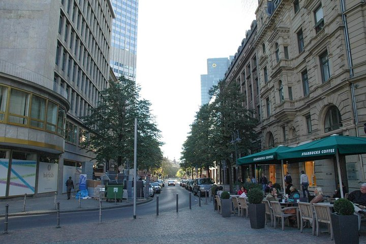 Excursão Hop-on Hop-off de Frankfurt, Frankfurt, Alemanha