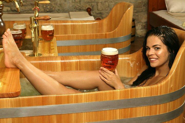 Beer Bath with Unlimited beer!, Praga, REPUBLICA CHECA