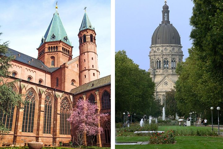 Wiesbaden and Mainz Small-Group Day Trip from Frankfurt, Frankfurt, GERMANY