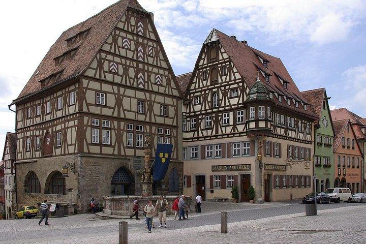 Guided Rothenburg Day Trip from Frankfurt, Frankfurt, GERMANY