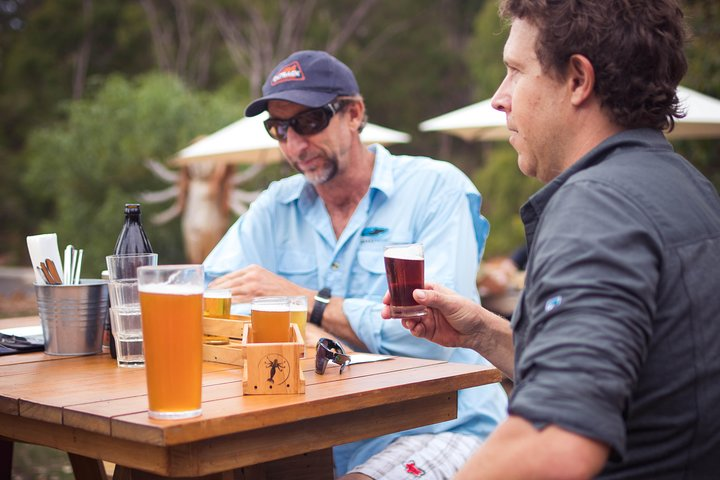 Electric Bike Winery and Brewery Tour, Margaret River, AUSTRALIA