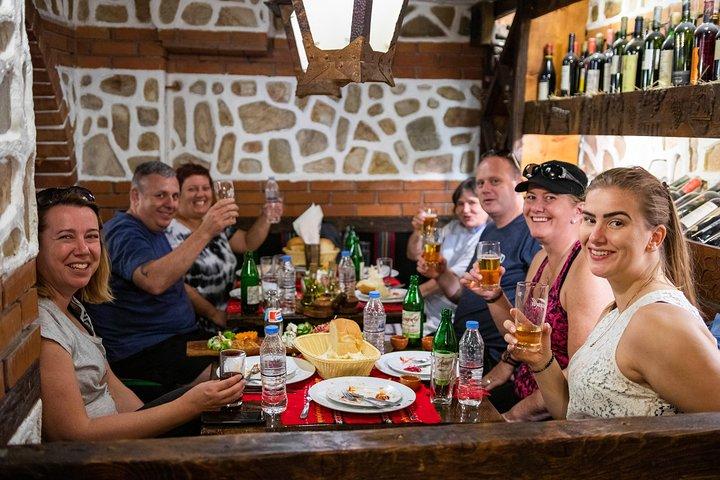 Private Food and Wine Tour - Sofia, Sofia, BULGARIA