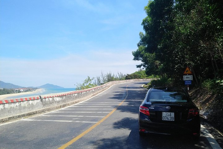 Private Car Sightseeing Tour from Hue to Hoi An, Hue, VIETNAM