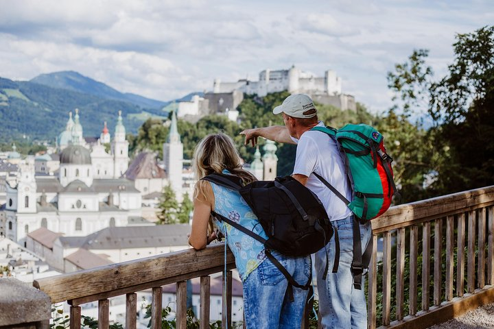 Salzburg Sightseeing Small-Group Day Tour from Munich by Rail, Munich, GERMANY