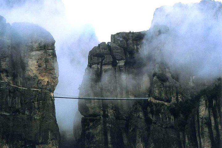 One day private tour to Wenzhou Yandang Mountain World Geopark with Lunch, Wenzhou, CHINA