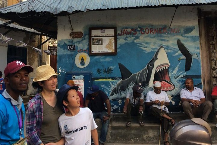 Zanzibar City/shopping (stone Town Tour), ,