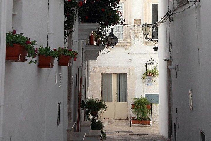 Locorotondo walking tour, Alberobello y Locorotondo, ITALIA
