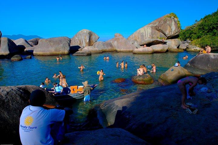 ECONOMIC PACKAGE - 3 Amazing Tours in Paraty !, Paraty, BRASIL