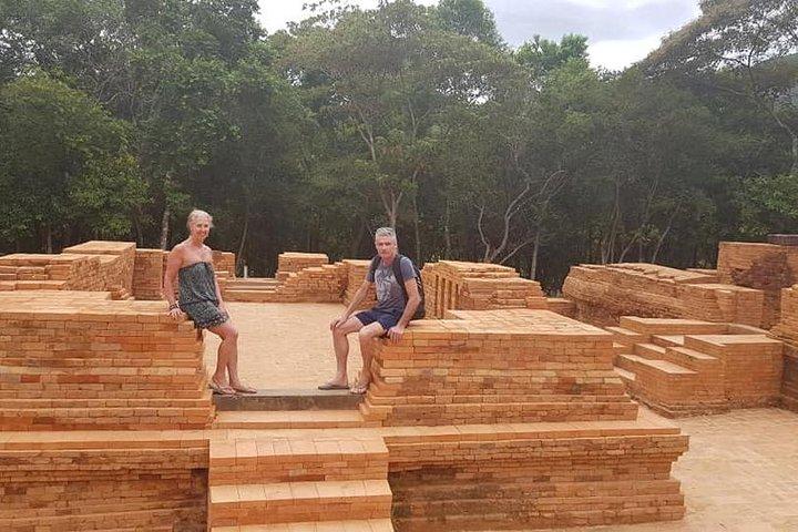 Private My Son Sanctuary & Marble Mountain Full-Day Tour from Da Nang or Hoi An, Da Nang, VIETNAM