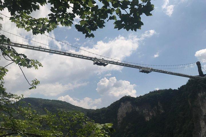 4 Days Zhangjiajie Exciting Tour with Glass Bridge (Hand-picked Featured Inn), Zhangjiajie, CHINA