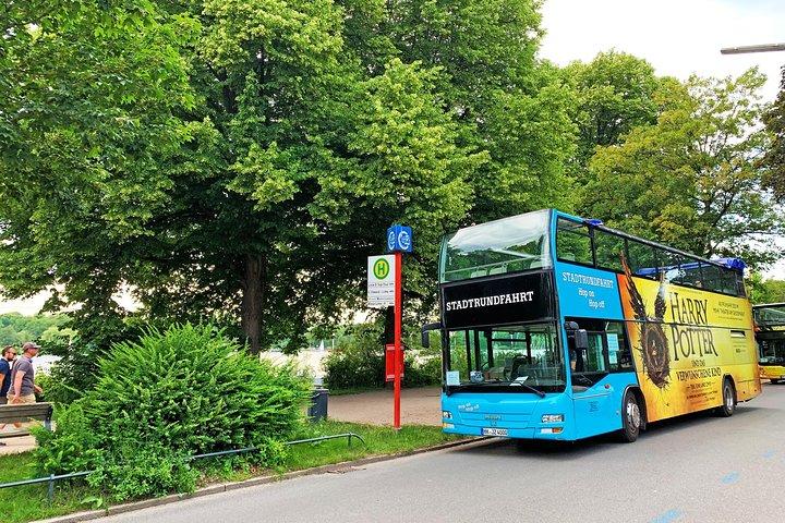 HopOn HopOff Sightseeing Bus-Tour, Hamburgo, Alemanha